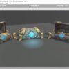 Game Prop Texturing Fundamentals