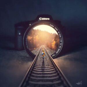 camera photoshop
